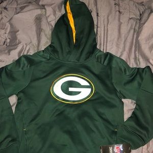 Youth Green Bay Packers Hoodie